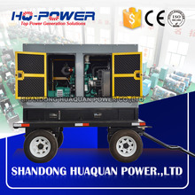400v 50hz 30kw china trailer genset generator in pakistan price