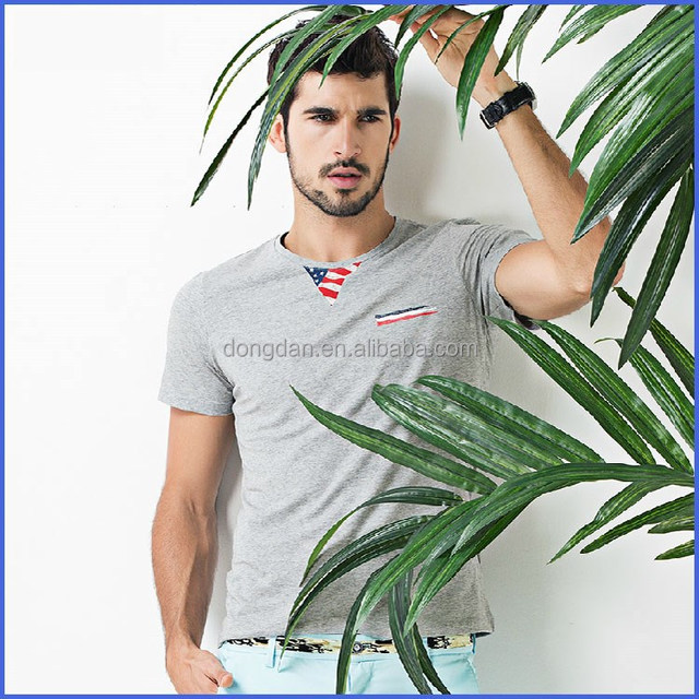 2015 New fashion popular colorful men's wholesale t-shirt printing with big tall wholesale t shirts and stretch cotton t shirt