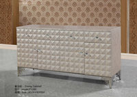 2014 New design fashionable kitchen cabinet F1280