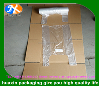 china supplier cheaper price supermarket plastic t shirt shopping bags on roll
