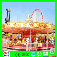 Kids rides carousel horses for sale