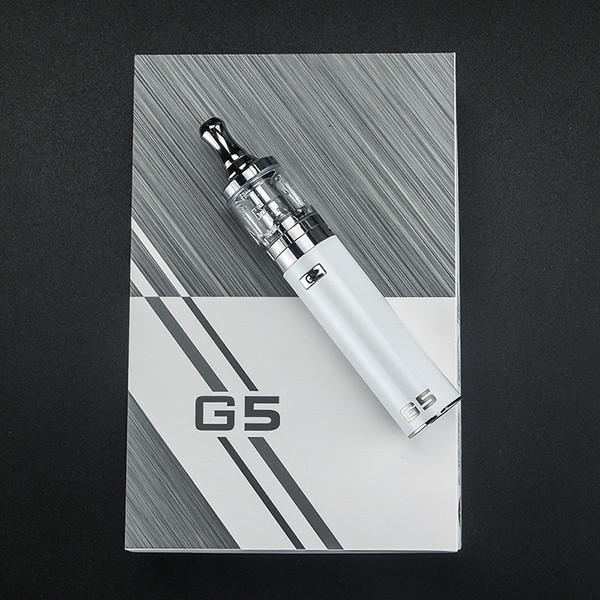 GS new vape pen GS G5 2200mah all in one design ecig 4ML atomizer ecig starter kit