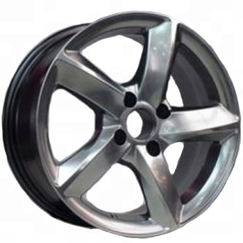 4x99 pcd rims 17x7 inch chrome aluminium alloy <strong>wheel</strong> for cars