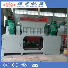 Widely Range of Materials Application ideal shredder