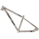 Cyclocross titanium mountain bike frame with hydraulic disc brake
