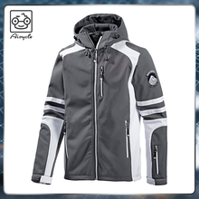 Oem polar fleece lined promotion hunting jacket for men