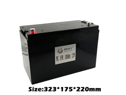 Rechargerable 12V 100ah large capacity soft feeling solar battery / solar system Lithium-ion Battery