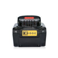 cordless tool battery replacement for Dewalt battery 14.4v with Ni-MH CELLS battery with CE/UL/ UN38.3 certificates
