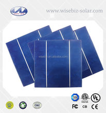 sale best price 17.6 eff 156x156mm poly solar cell