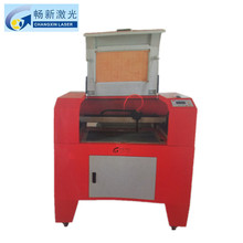 CO2 laser engraving and cutting machine for textile, table top and etc by WUHAN CXLASER