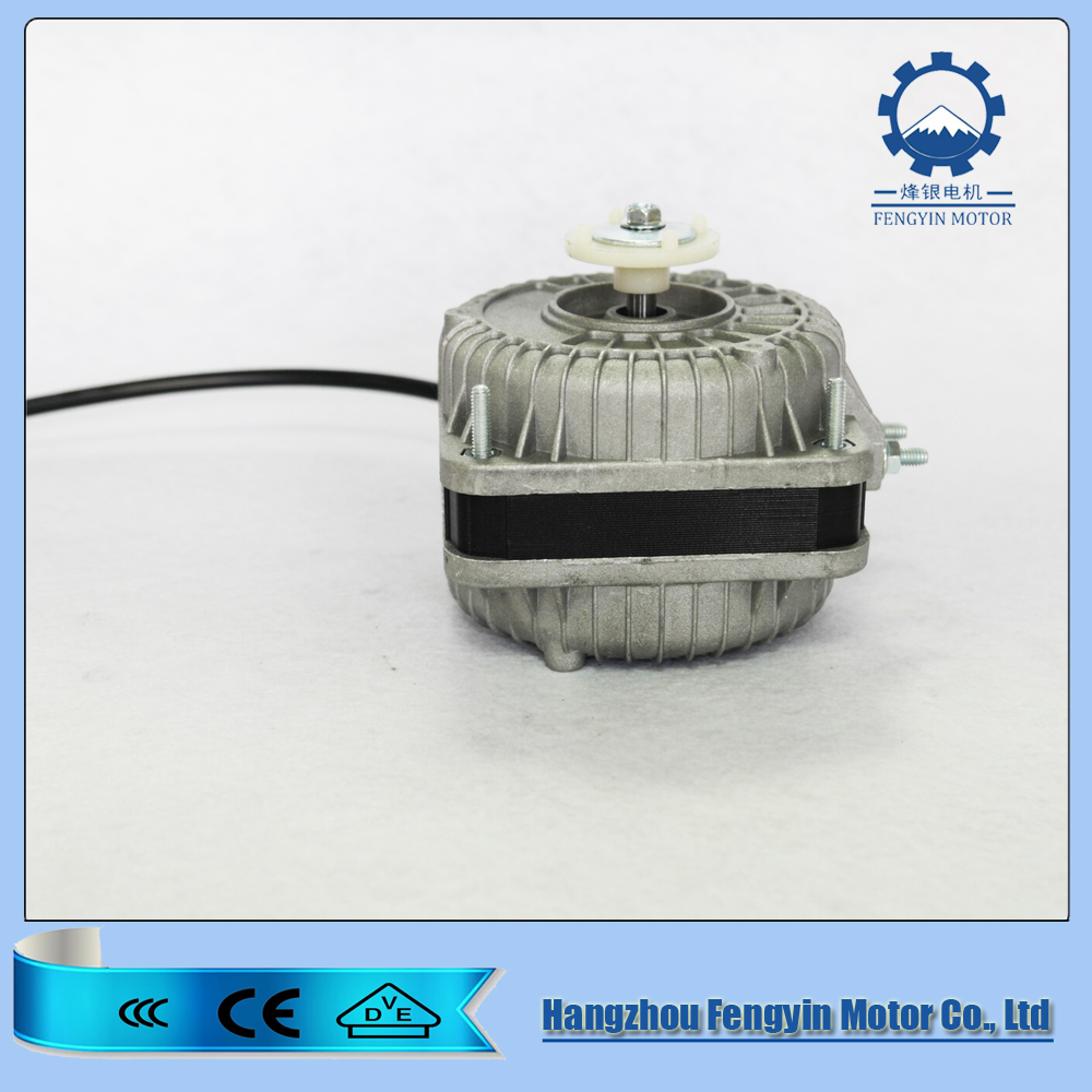 AC geared motor for refrigerator