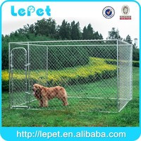 For AUS market wholesale low price outdoor large dog run fence panels