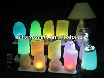 Rechargeable LED Table Light / Decoration Light / Mood Light