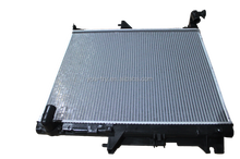 20 years high quailty Auto Car Radiator for Iveco