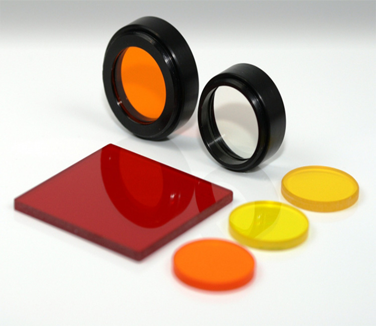 IR cut-off Optical Filters
