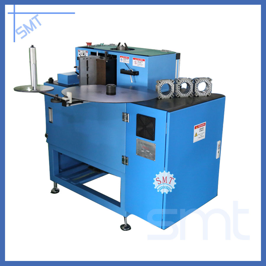 Automatic Slot Insulating Insertion Machine For Series Motors Stator Insulation