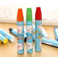 12 colors colour crayon , custom oil paint crayon