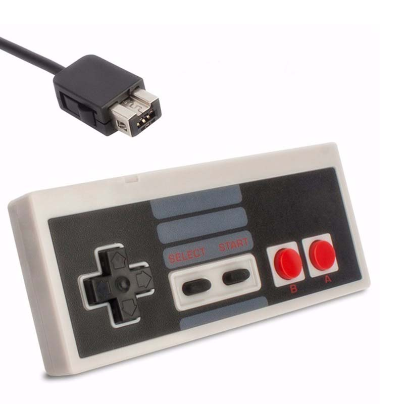 New Arrive And High Quality Game Wired Controller For NES Classic Edition
