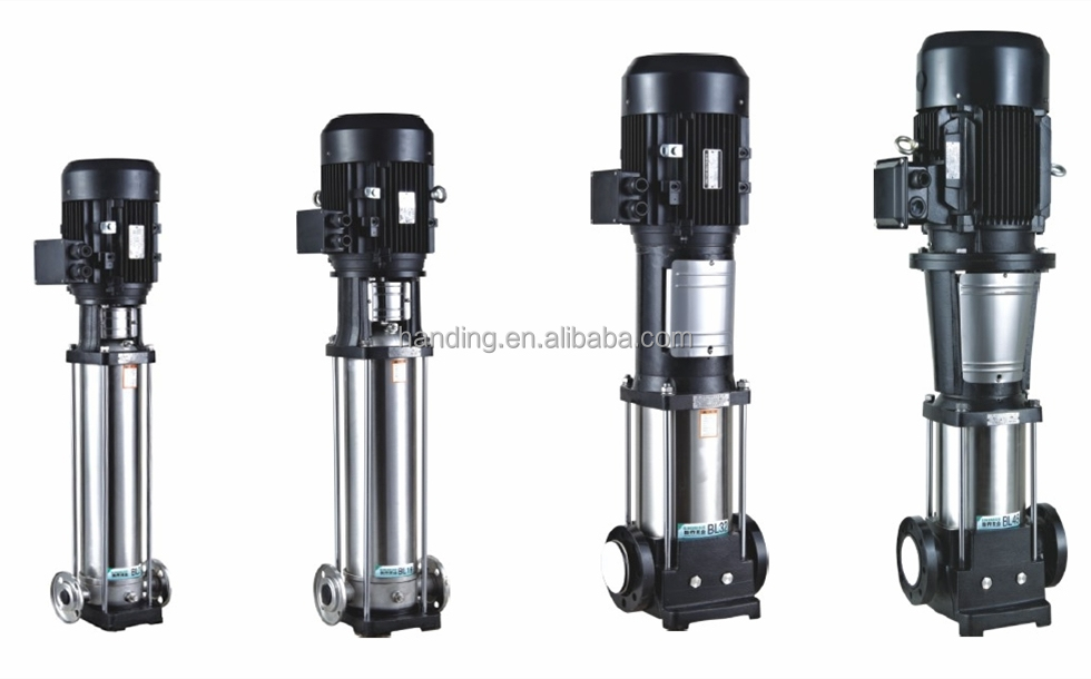 CDLF stainless steel pump CDL vertical multistage centrifugal pump high pressure pump