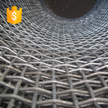 heavy industrial screens vibrating screen wire mesh with high quality 65Mn