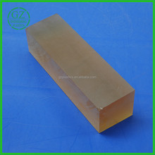 Advanced engineering flexible plastic pei ultem square rod