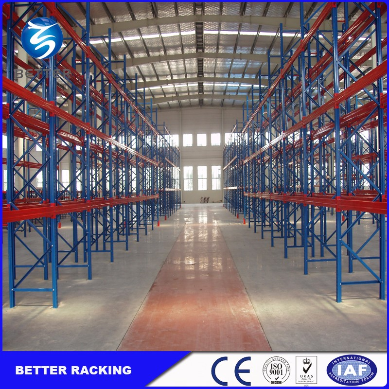 Heavy duty Warehouse racks shelving,high warehouse storage rack,adjusted heavy duty pallet rack system