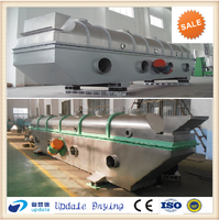 sodium chloride vibrating Fluid Bed Drying equipment
