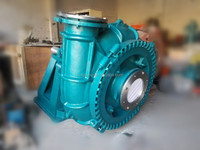Sand dredging pump & sludge pump