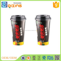 big size wholesale chain store custom printed cola /cold juice paper cup