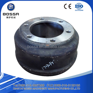 China Factory produce truck Brake drum 81501100214