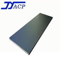 Exterior building material decorative sheet acm
