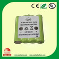 Good Price AAA Ni-MH Battery pack/ 4.8V 700mah RC battery