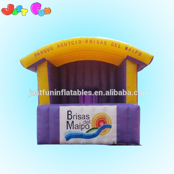 Cheap outdoor inflatable bar tent for sale