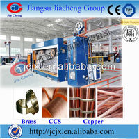 Copper Cable Pulling equipment With Continuous Annealer/cable Making Machine And Equipment