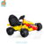 WDTL5388 Small Electric Cars For Kids With Double Battery Tractor Car Led Lamp