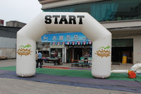 inflatable finish line / start line arch cheap inflatable arch for sale