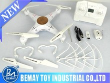 Hot Selling RC toy! 2.4G quad copter with HD camera 4CH RC UFO with memory card