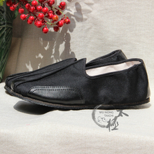Classic Chinese traditional Comfortable and lightweight linen cloth kung fu shoes