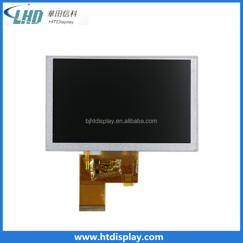 5 inch TFT 800x480 resolution