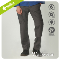 Acid resistant Ripstop fabric Work Uniform Pants