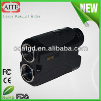 portable ultrasonics meters 400m laser distance and slope range finder