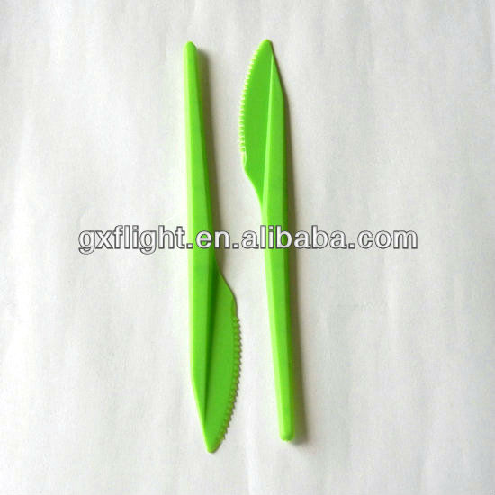 Kiwi Color Mini Plastic Knives
