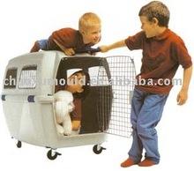 Plastic Dog Cage
