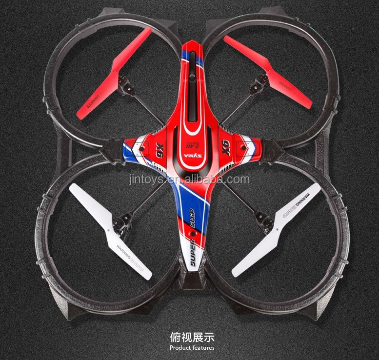 SYMA 2.4G R/C Flying Disk UFO With Light X6