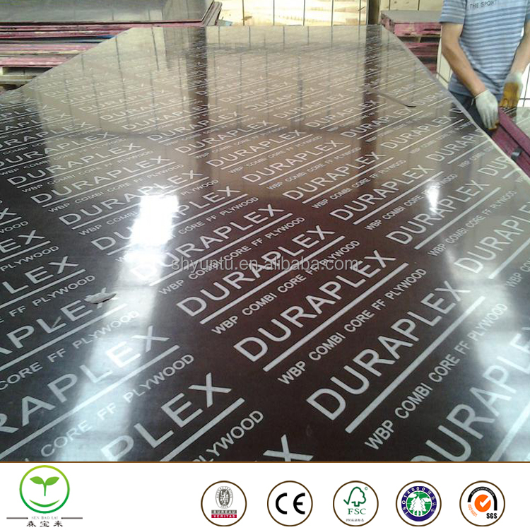 27mm phenolic plywood for container flooring to vietnam