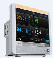 12' Inch Multi-Parameter Patient Monitor for Hospital