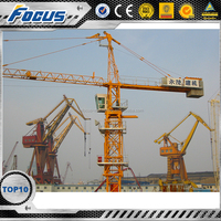 Good quality reasonable price Tower crane,tower hoist C3208
