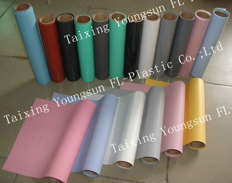 Nonstick chemical free heat sensitive fabric