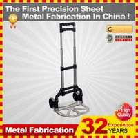 kindle 2014 new durable folding professional customized foldable luggage cart for sale