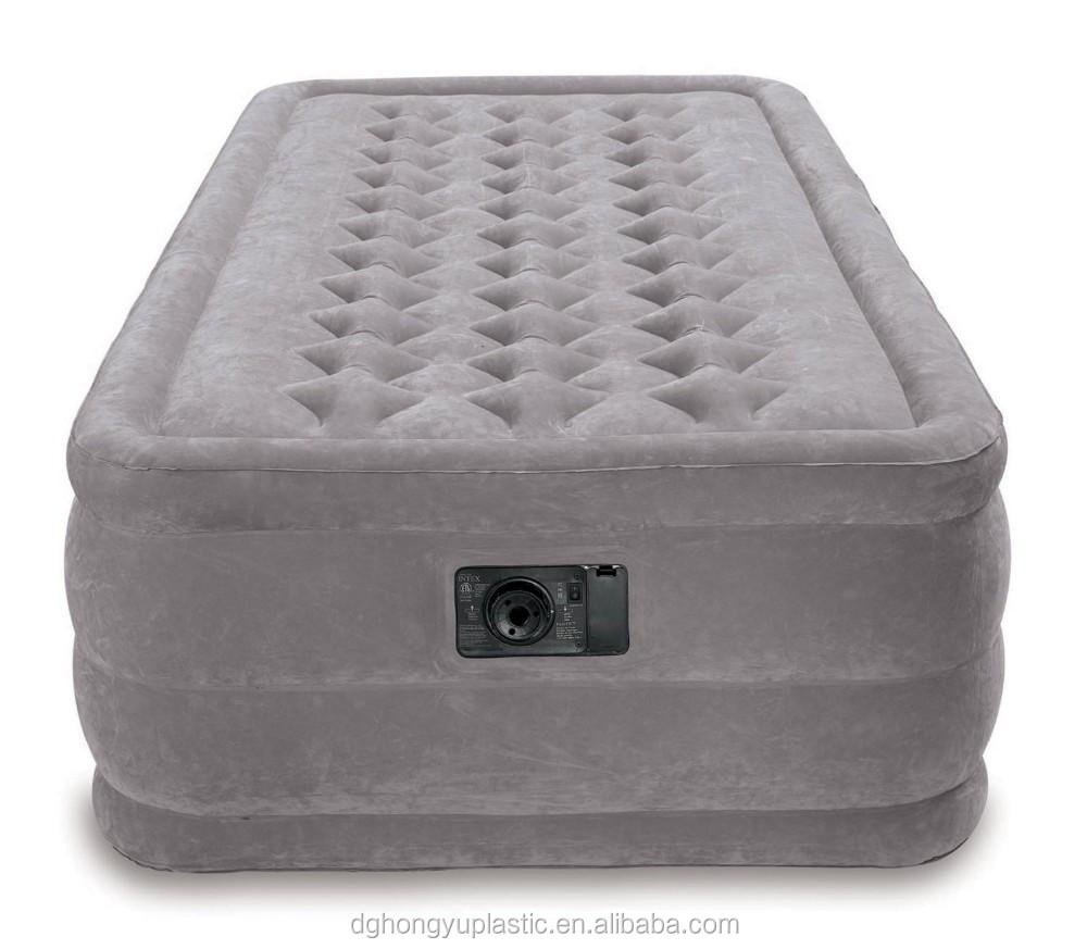Intex Single Air Bed Reviews Intex Inflatable Mattress